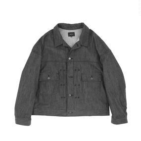 Big Jean Jacket - Tencel Denim / Black