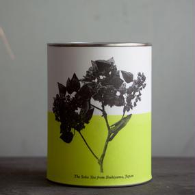 滋賀伊吹山の実ごと食べれる在来そば茶