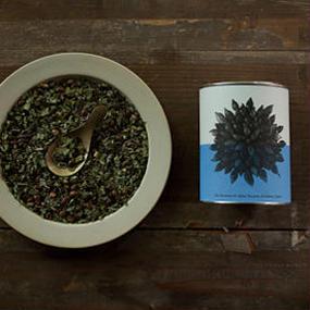 霧島のカキドオシとハトムギ茶(リーフ/缶)