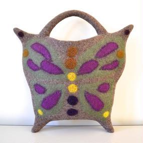 ちょうちょバッグ Butterfly Bag