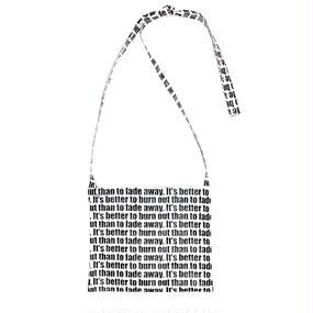 Paper Strap Bag.