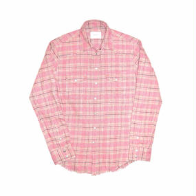 Western Heavy Nel Check Shirt.
