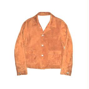 Western Leather Short Jacket.