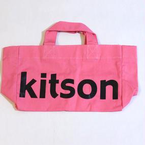 kitson キットソン お散歩にも使えそうなエコバック