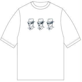 LITTLE CREATURES 25th T-Shirts オーガニックコットンホワイト