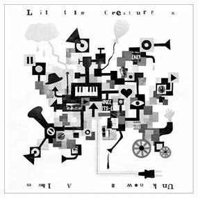 """【アナログ】LITTLE CREATURES """"未知のアルバム"""""""