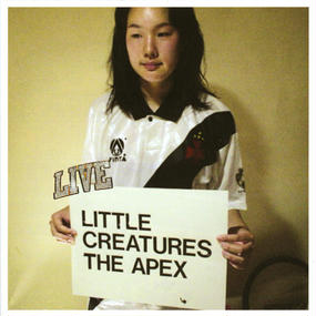 "【CD】LITTLE CREATURES LIVE ALBUM  ""the apex"""