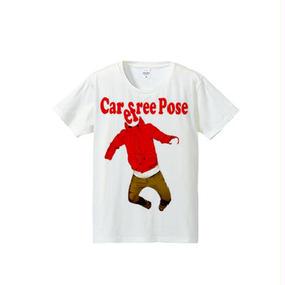 Carefree Pose(4.7oz T-shirt)