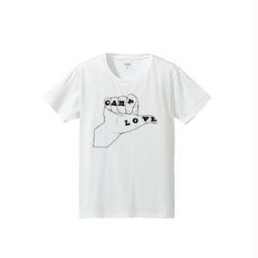 CAMP LOVE(4.7oz T-shirt)