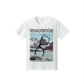 here is always light behind the Glasses(4.7oz T-shirt)