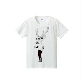 Comical Deer(4.7oz T-shirt)
