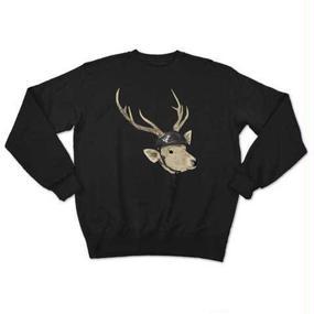 deer met(sweat black)