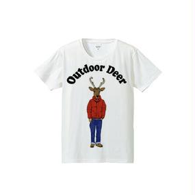 Outdoor Deer(4.7oz T-shirt)