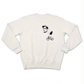 YUJI CYCLING(sweat white)