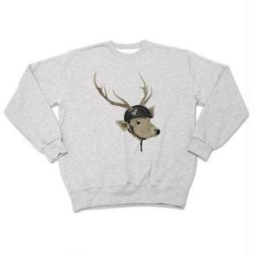 deer met(sweat ash)