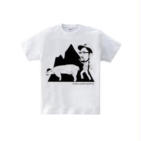UOG bear yuji(5.6oz Tシャツ)