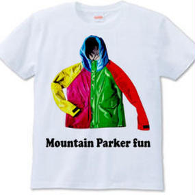 Mountain Parker fun (6.2 oz)