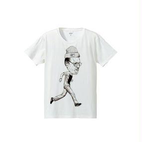 I CONTINUE RUNNING FREEIY(4.7oz T-shirt)