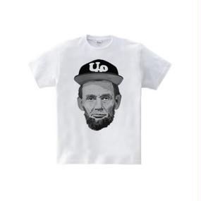 エイブラハム・リンカーン・アウトドア(5.6oz Tシャツ)