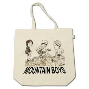 MOUNTAIN BOYS(tote bag)