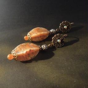 Special glass orenge