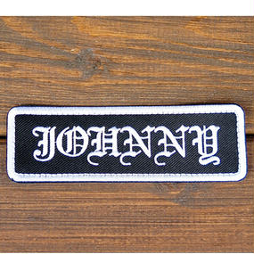 JOHNNY  WAPPEN  NO.1