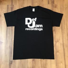Def Jam Recordings Tシャツ
