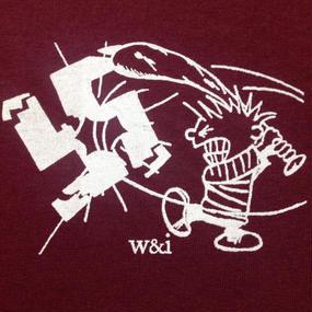 """""""Hard hitting"""" T-shirt  Burgundy ※お支払いは銀行振込を選択して下さい。"""