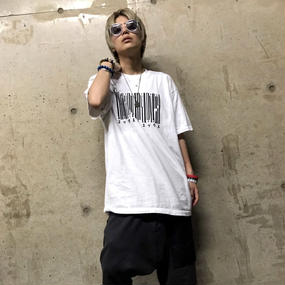 【NEW】Barcode T-shirt