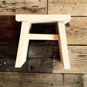 青森ひばお風呂の椅子