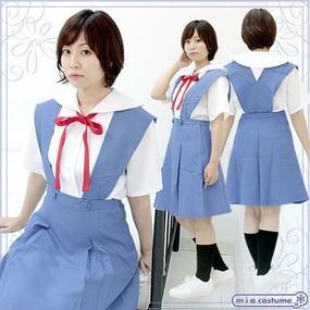 第3新東京市立第壱中学制服 サイズ:M/BIG