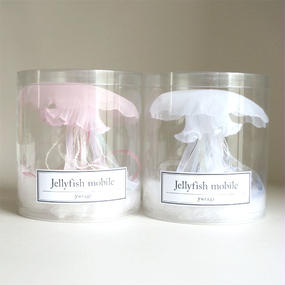 Jellyfish mobile(2個セット)