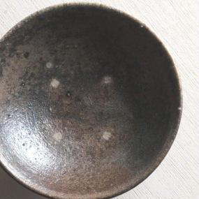 黒 4寸とり鉢 / 高田谷 将宏 [ 陶 ] 120215_030