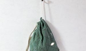 FUKURO / 巾着バッグ