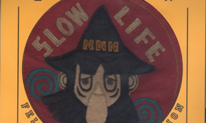 NorthNoName FELT PATCH(ノースノーネーム フェルトパッチ)