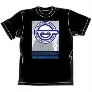 笑い男 Tシャツ BLK  「攻殻機動隊 STAND ALONE COMPLEX」