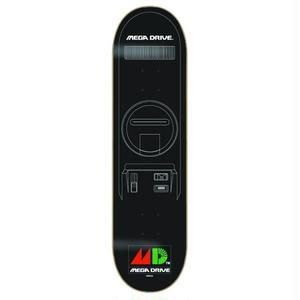 SEGA メガドライブスケートボードデッキ【SEGA】