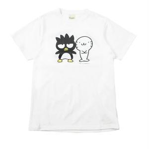 2.5SPINNSオリジナル バッドばつ丸 Tシャツ