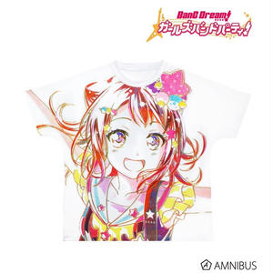 Poppin' Party フルグラフィックTシャツ/BanG Dream!(バンドリ!)