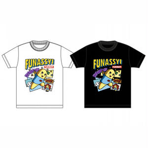 〈再入荷〉【1000円OFF!】アメコミふなっしー キッズTシャツ