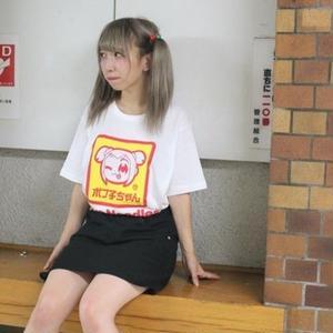 ポプちゃんラーメンTシャツ [ポプテピピック]