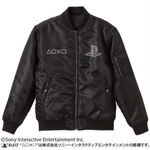 """MA-1/""""PlayStation"""" BLACK  [プレイステーション]"""