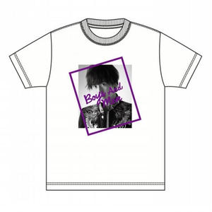 BOYS AND MEN Tシャツ PHOT  PUR