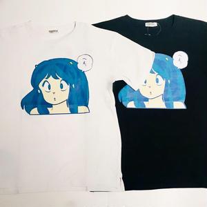 ラムちゃん BiG 半袖Tシャツ【うる星やつら】