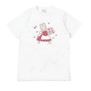 2.5SPINNSオリジナル マロンクリーム Tシャツ