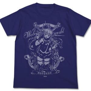 水の女神アクアTシャツ  [この素晴らしい世界に祝福を!]