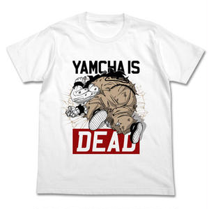 ヤムチャイズデッドTシャツ WHITE [ドラゴンボール改]