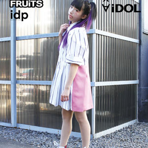 MIKIO SAKABE×∀iDOL stylebook 限定表紙版No.034 椎名ぴかりん