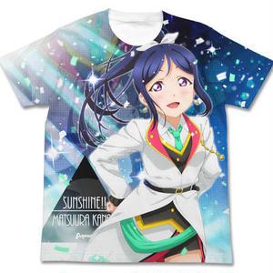 松浦果南フルグラフィックTシャツ MIRAI TICKET Ver.     [ラブライブ!サンシャイン!!]