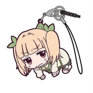 飯島ゆんつままれストラップ  [NEW GAME!!]